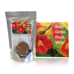 Post Card Living Pouches