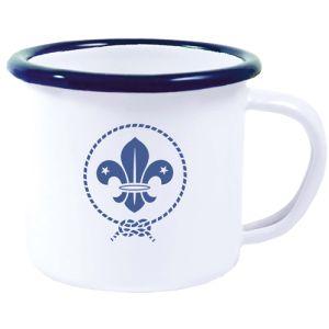 Premium Espresso Enamel Mugs