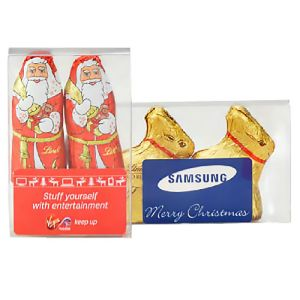 Christmas Lindt Chocolate Boxes