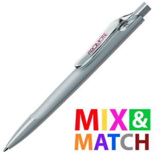 Printed Prodir DS6 Ballpens branded with company logo