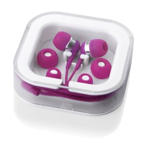 Promotional Coloured Earphones