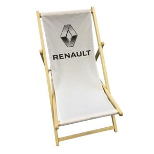 Printed in full colour, these branded deck chairs are ideal for ensuring all eyes are on your business