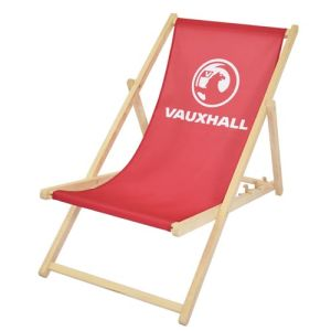 Our Promotional Deck Chairs make a great addition to a stand presence at a trade show or industry exhibition