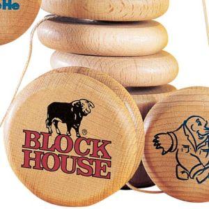Wooden Eco Yoyo