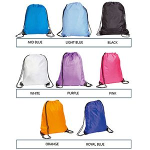 Promotional backpacks for exhibition ideas colours