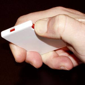 Push Button Mint Cards
