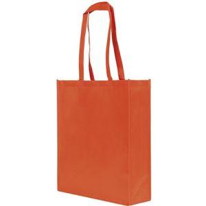 Rainham Tote Bag in Orange