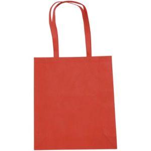 Rainham Tote Bag in Red