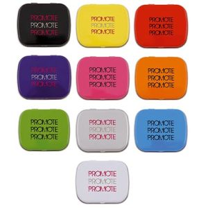 Branded merchandise mints for marketing ideas