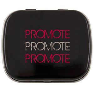Corporate branded mints printed with company design