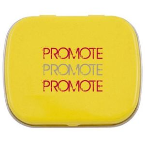 Promotional mints for office merchandise