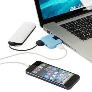 Rectangular USB Hubs
