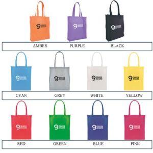 Custom printed bags for shop merchandise