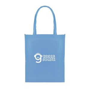 Promotional shopper bags for exhibitions
