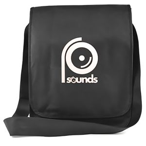 Promotional Recyclable Shoulder Bags with company artwork