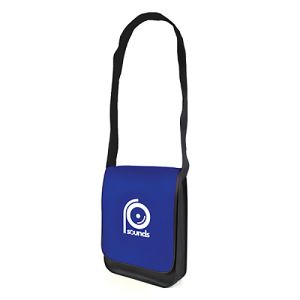 Printed shoulder bags for merchandise gifts