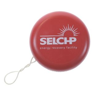 These branded yoyos make great giveaways for campaigns aimed at kids & adults alike!