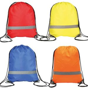 Reflective Drawstring Rucksacks