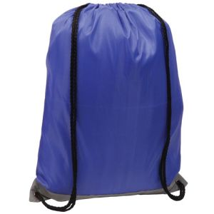 Printed drawstring bags for schools
