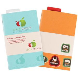 Reporta Recycled Pocket Notebooks