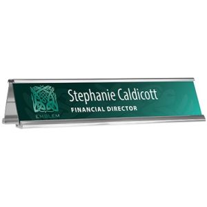 Personalised Reusable Name Plates for Business Handouts
