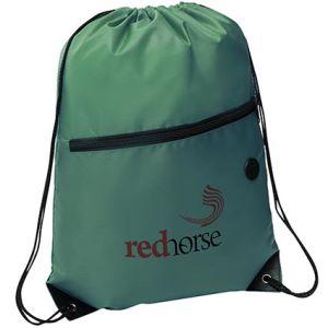 Branded drawstring bags for festivals