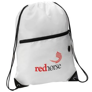 Promotional drawstring bags for business gifts