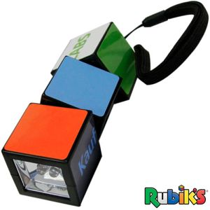 Rubiks Cube Mini Torches