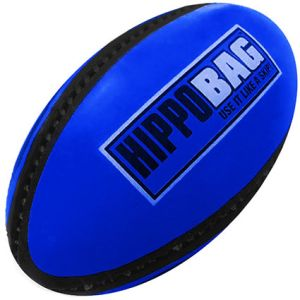 Rugby Ball in Blue