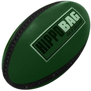 Rugby Ball in Green