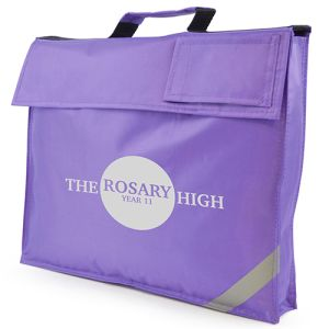 These branded school bags can be dispatched in as little as 5 working days