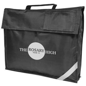 These classic branded school bags make a great giveaway for primary pupils