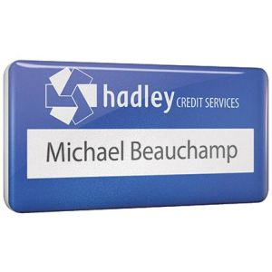 Promotional Scratch Resistant Window Badges for Offices