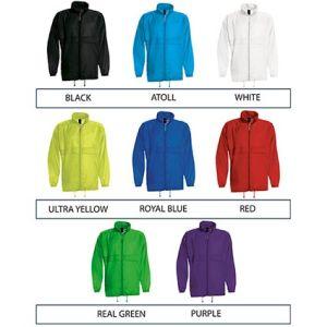 Sirocco Lightweight Jackets