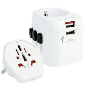 Skross Pro Light World USB Travel Adaptors