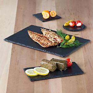 Slate Serving Plates