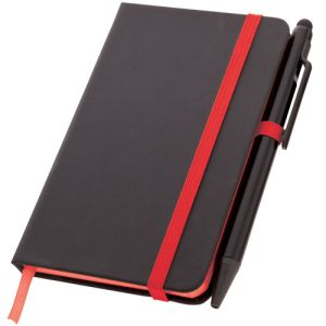 Small Noir Edge Notebooks