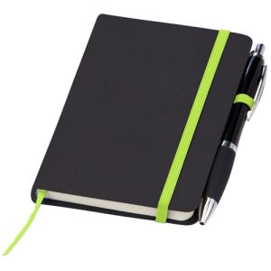 Promotional notebooks for schools marketing