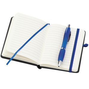 Branded notebooks for workplace merchandise