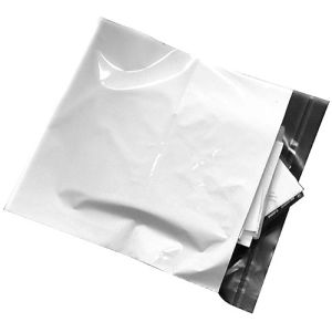 Each promotional polythene bag is printed with your logo or artwork