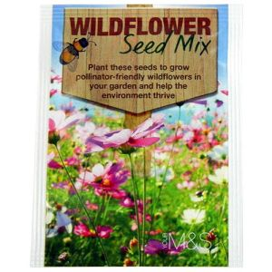 Each of these branded seed packets will be printed in dazzling full colour with your artwork