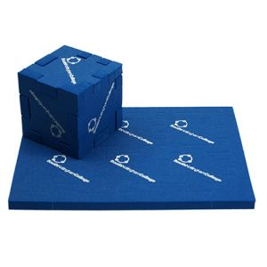 Small Snafooz Puzzle in Blue