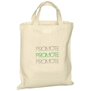 Our branded Small Tote Cotton Bags make a great promotional giveaway for a huge range of marketing activity