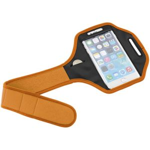 Smartphone Arm Straps in Orange