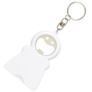 Promotional Smile Bottle Opener Keyrings for Freshers Giveaways