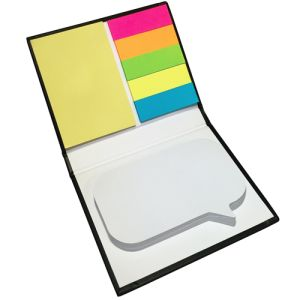 Speech Bubble Sticky Note Combo Pads
