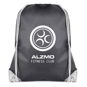 Company Branded Drawstring Bags for schools