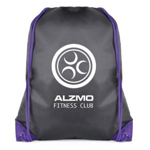 Custom Branded Drawstring Bags for giveaways