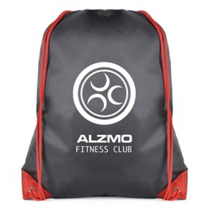 Promotional Branded Drawstring Bags for students