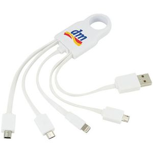 Squad 5 in 1 Charging Cables